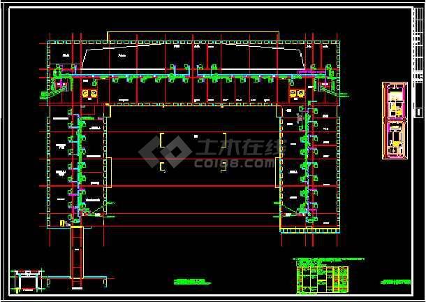 某机场VRV空调系统全套图纸-图1