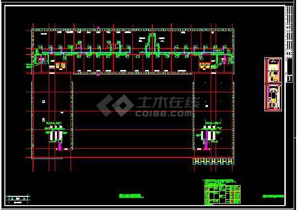 某机场VRV空调系统全套图纸-图2