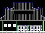 某地一套古建筑施工设计CAD图纸1图片3