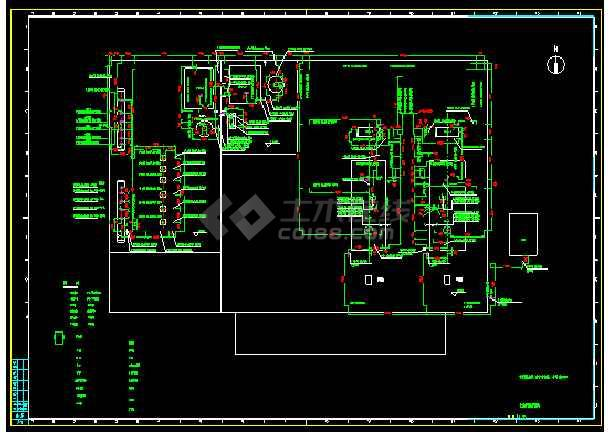 7MW燃气热水锅炉(工业管道)-图1