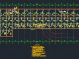 某地四层框架结构水生植物研究平台结构施工图图片2