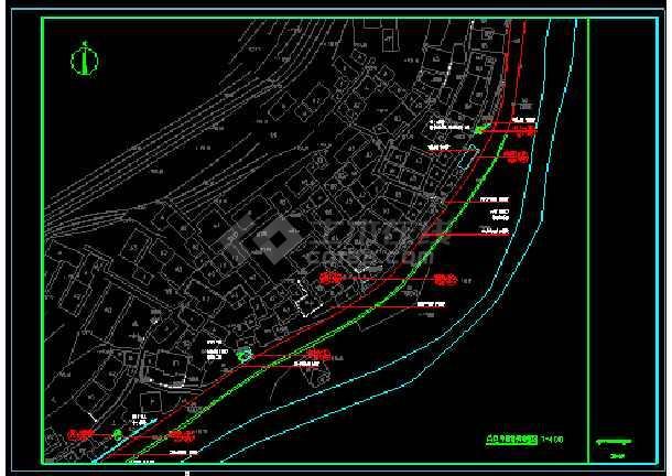 小城镇改造系列 道路沿线景观提升工程-图1