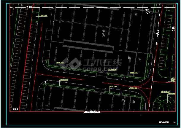 太港区欧美高新技术产业园绿化工程-图3