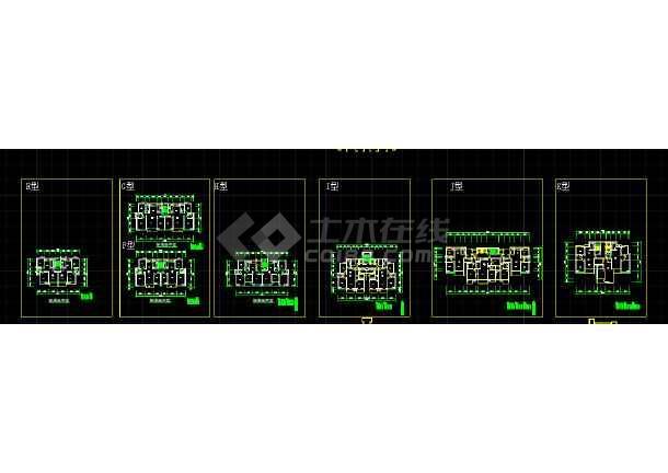 安徽合肥锦绣园住宅小区完整规划建筑方案文本PPT-图2