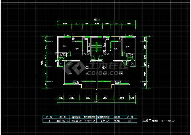 安徽合肥锦绣园住宅小区完整规划建筑方案文本PPT-图3