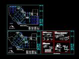 环保空调室内cad平面施工设计图纸图片1