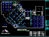 环保空调室内cad平面施工设计图纸图片2