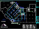 环保空调室内cad平面施工设计图纸图片3
