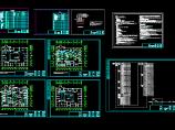 网吧电气照明设计与应急照明设计CAD详图图片1