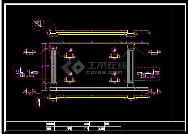 别墅大理石精加工的全套规范生产图纸-图3