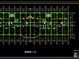 某地综合多层办公楼空调设计施工cad图图片2