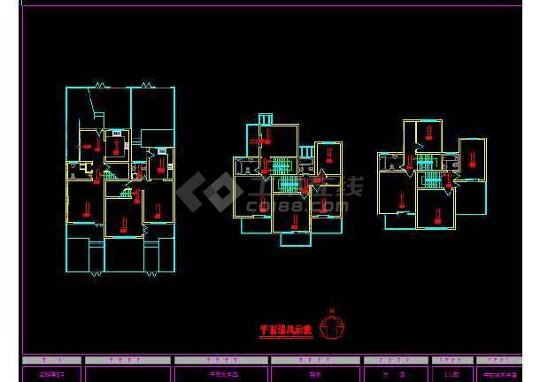 一套详细的新农村住宅建筑设计方案-图1
