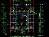 某地仿古建筑施工设计CAD详细图纸图片2