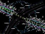 综合管线图---市政专业的相关工程资料图片1