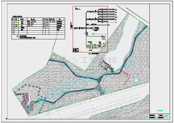 点击查看大江名线景观休闲区块--景观配电第1张大图