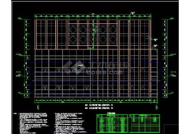 建筑图--给排水洁具大样尺寸(江苏国展)-图2