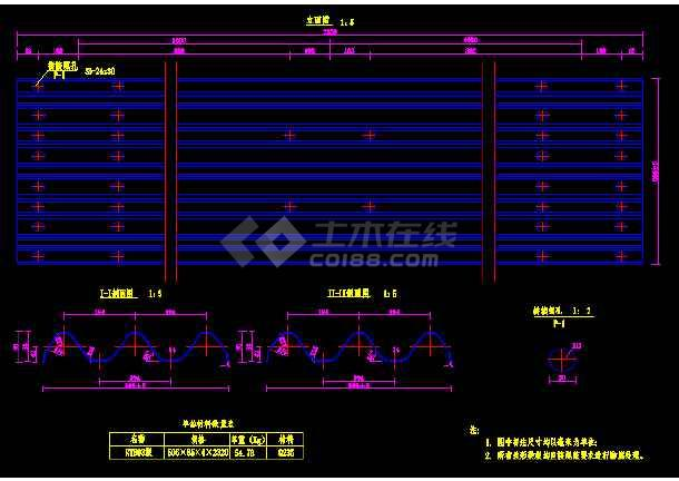 新规范波形护栏ABC加强型-图2