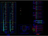 某18层综合办公楼电气cad平面施工设计图纸图片3