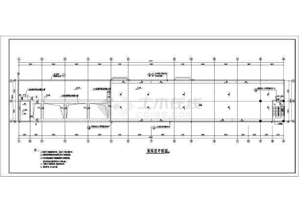 某地区多层住宅建筑图-图2