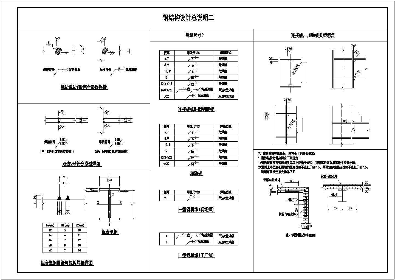 5万平建材仓储区厂房规划设计图纸图片3