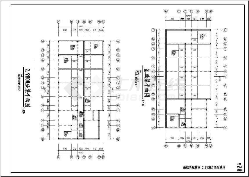 32套【公寓】建筑设计cad图纸(整合包)-图2