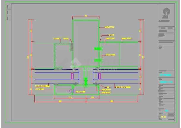 超高层地标建筑幕墙视觉样板模型方案-图3