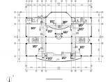 小型多层办公楼空调通风系统初步设计图图片1