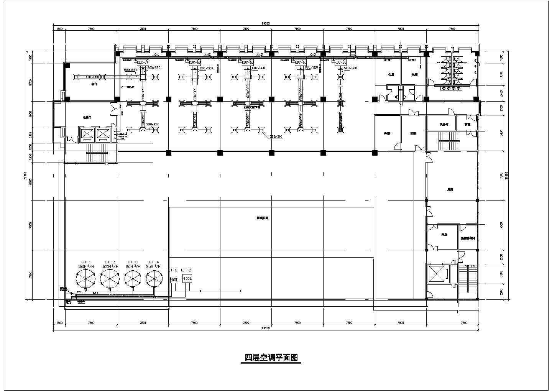 小型商业办公综合楼空调自控系统设计施工图图片3