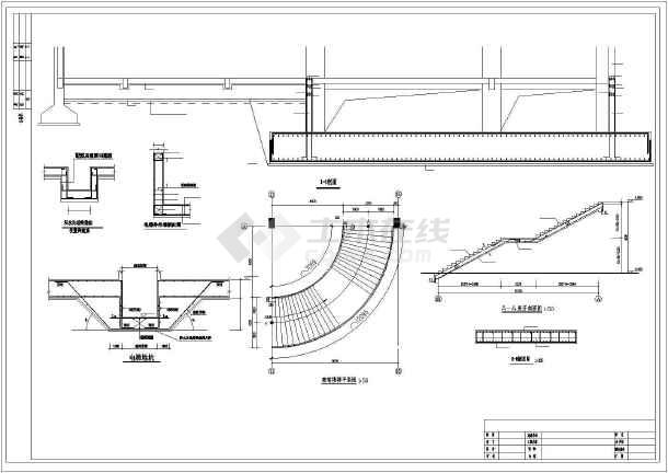 [江苏]某19层框剪综合办公楼结构设计图-图2