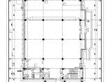 多层办公楼空调通风施工图图片1