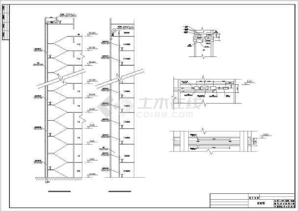 酒店暖通空调施工图-图3