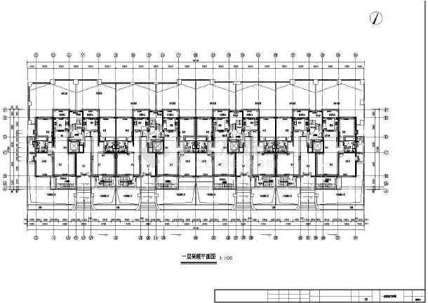 [鞍山]某12层住宅楼暖通全套施工图-图1