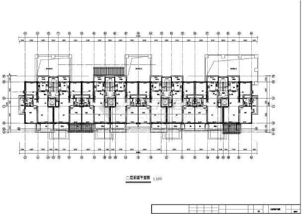 [鞍山]某12层住宅楼暖通全套施工图-图2