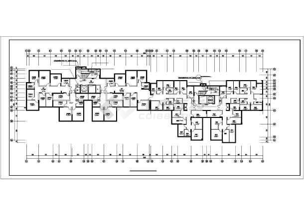 点击查看[洛阳]某高层住宅暖通空调施工图第1张大图