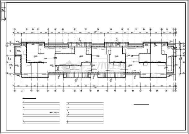 点击查看某综合楼电力电气设计cad平立面施工图第1张大图