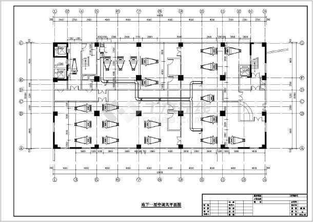 点击查看[信阳]国际酒店暖通空调设计施工图第1张大图