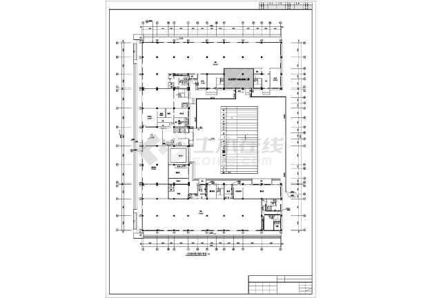 点击查看[拉萨]火车站招待所暖通施工图第1张大图
