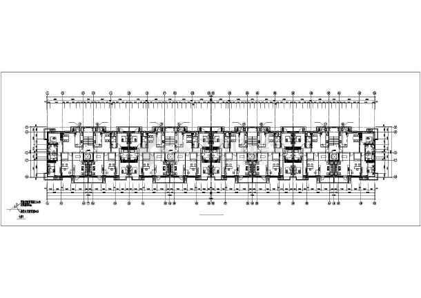 点击查看金色漫香郡7#8#楼暖通设计图纸第1张大图