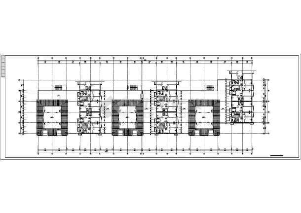 某东北城市2#楼暖通施工图-图3