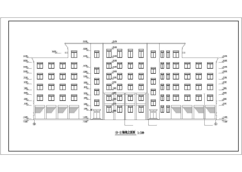 武汉某办公楼中央空调水系统图纸图片2