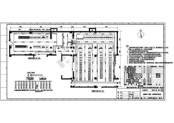 医院项目供配电工程图纸(电气)-图3