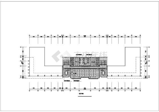 某生产基地装修设计施工图-图2