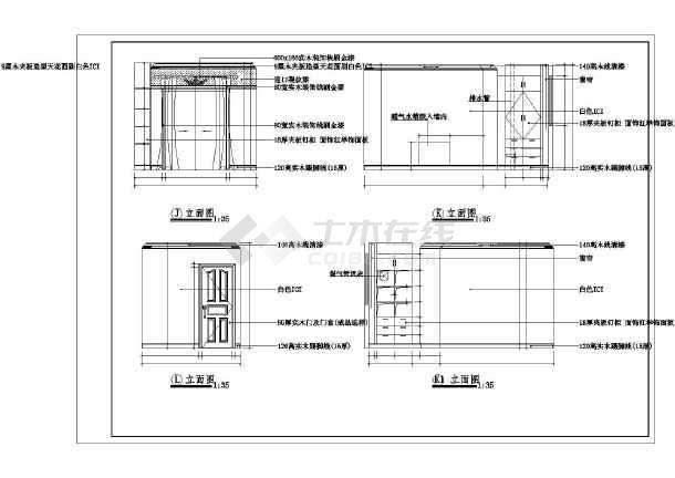 某地农民豪华住宅装修图(共13张)-图3