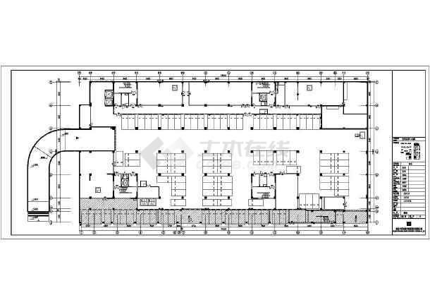 点击查看[山东]9层商场电气施工图(含智能疏散系统和计算书)第1张大图