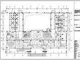 杭州某多层办公楼空调CAD布置图图片1