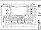 杭州某多层办公楼空调CAD布置图图片3