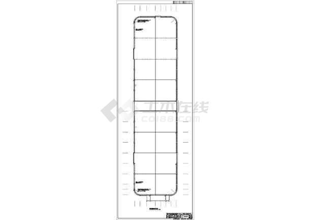 [湖南]国际商贸中心商业楼电气施工图-图3