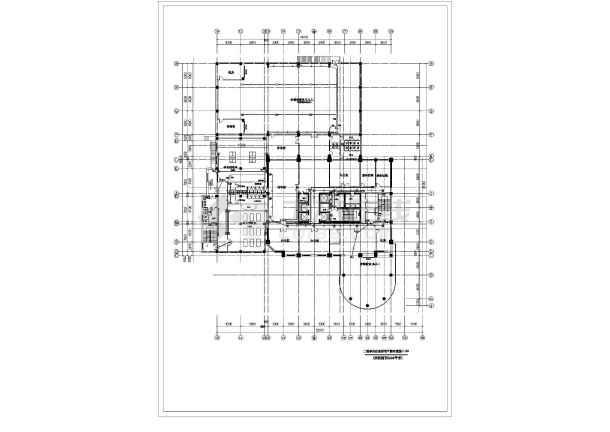 [山西]办公综合大楼精装电气全套施工图-图一