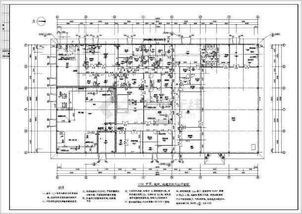 某中药前处理提取车间建筑施工图-图3