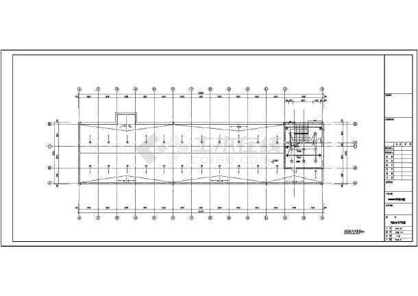 点击查看[浙江]4层中学宿舍楼电气全套施工图第1张大图